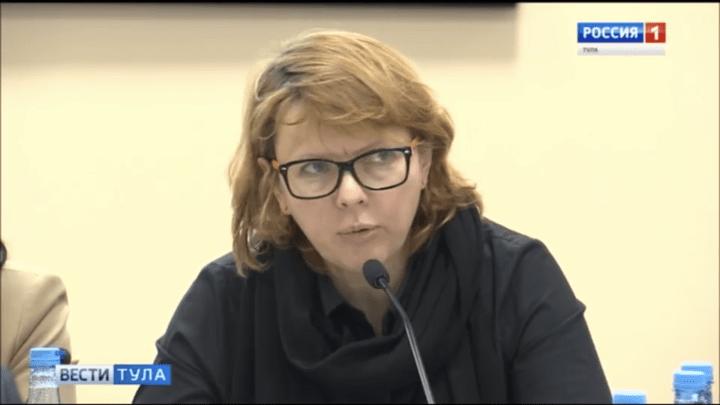 Фёкла Толстая приедет в Тулу поговорить о классике в цифровой эпохе