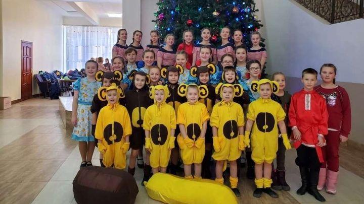 Маленькие щекинцы покорили жюри Международного фестиваля