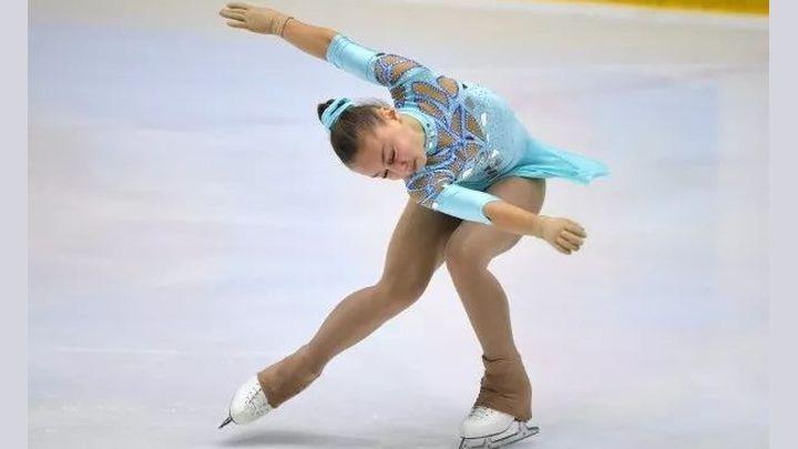 Впервые тулячка выступит на Чемпионате России по фигурному катанию