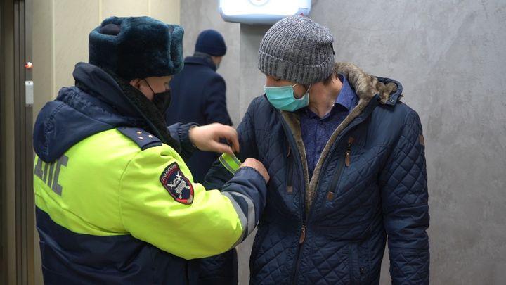 Тульская Госавтоинспекция провела пропагандистскую акцию в День энергетика