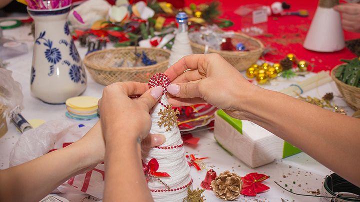 Туляков научат делать новогодние игрушки своими руками