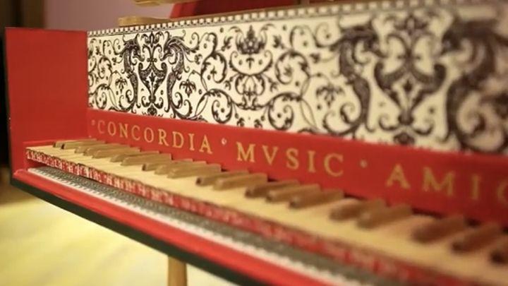 В Венёве создают клавесины по историческим чертежам