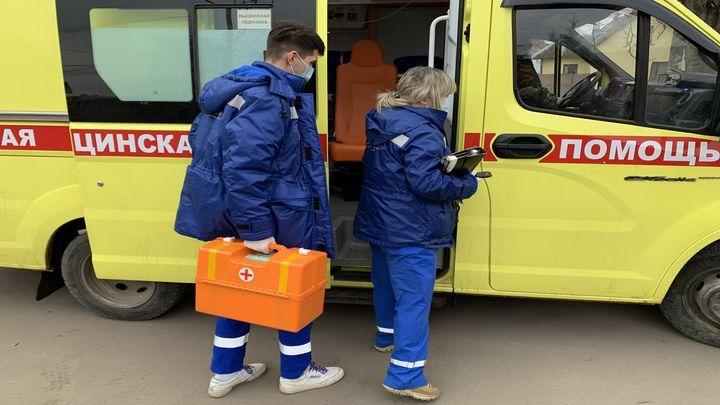 В Туле бригады скорой помощи начали оборудовать тревожными кнопками