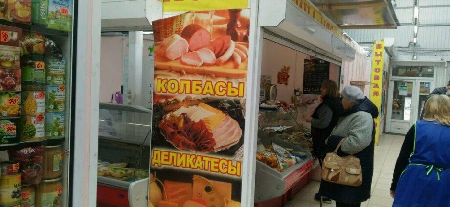 В Тульской области стали меньше делать колбасы и сливочного масла