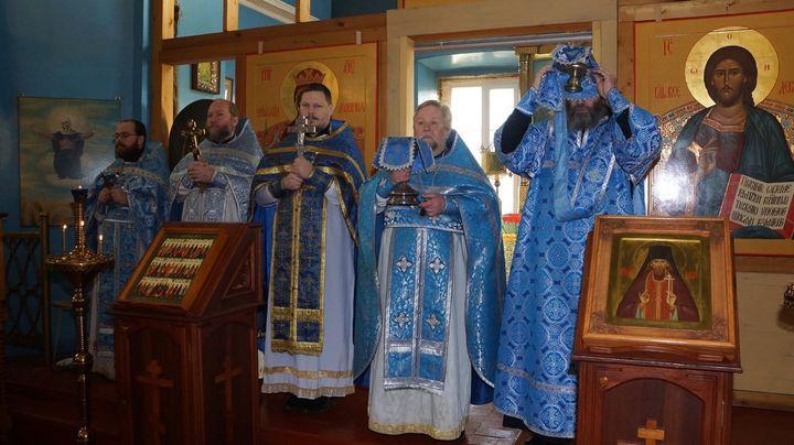 Тульскую область посетили представители Козельской епархии