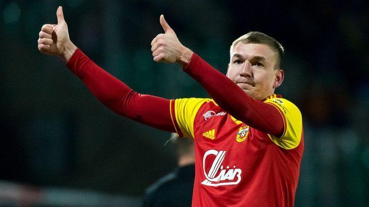 Евгений Луценко - лучший игрок «Арсенала» в 2020 году
