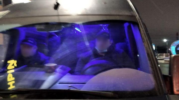 В Туле водитель маршрутки попытался убежать от автоинспекторов