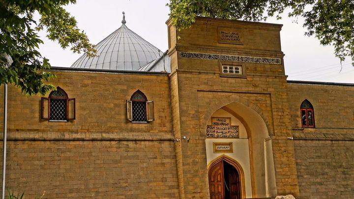 Тульский кирпич используют для восстановления  старейшей мечети страны