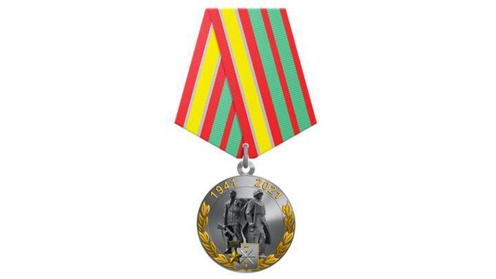 Туляков наградят медалью в память 80-летия обороны города