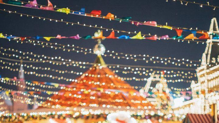 Жителей Богородицка порадуют новые новогодние инсталляции и яркие огни