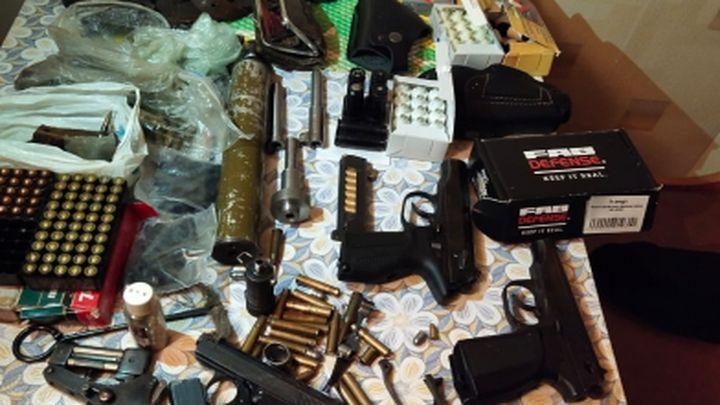 Щёкинцы изготавливали и хранили в квартирах оружие и боеприпасы