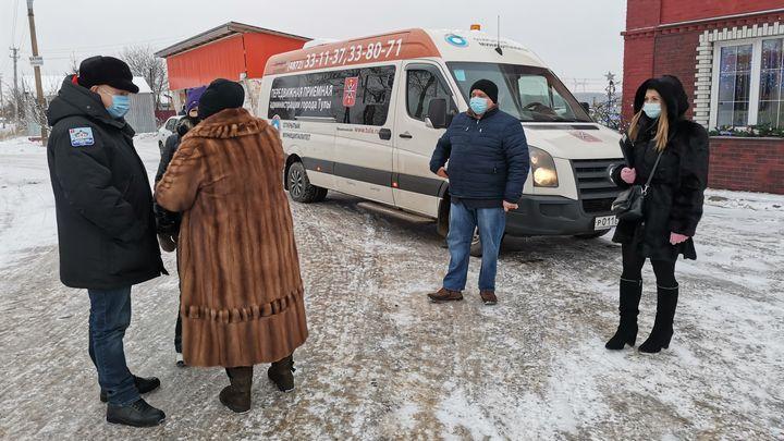 Жители Варфоломеева попросили широкополосный Интернет