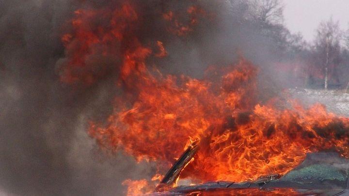 В Туле нашли поджигателя и угонщика машин