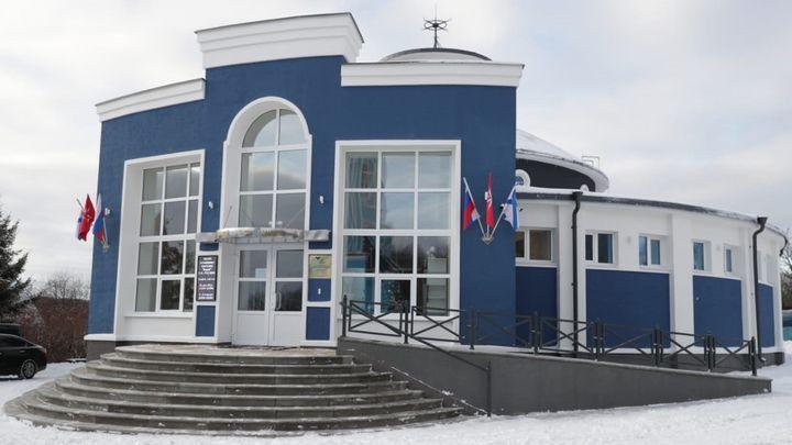 В Заокском районе открылся музей Всеволода Руднева