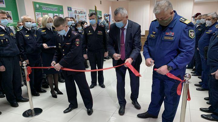 В Тульской области возрождён отряд ведомственной охраны на железной дороге
