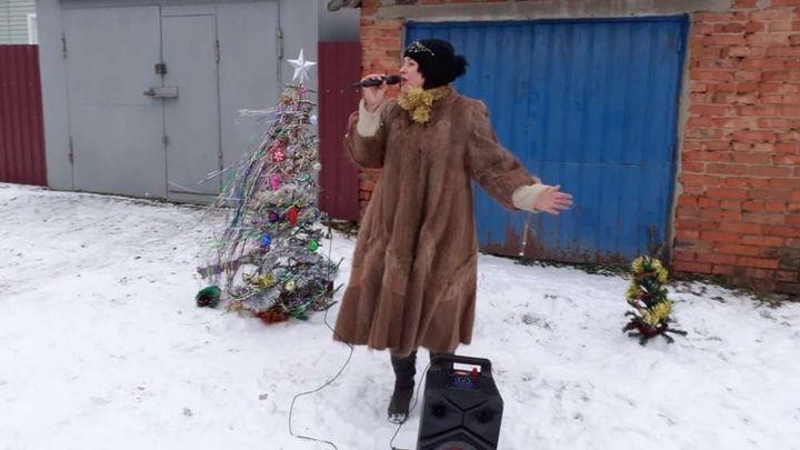 Узловский район присоединился к федеральному проекту «Ёлки-АРТ»