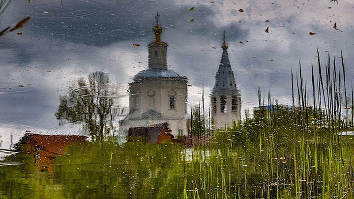Лучшее фото Венева получилось у новомосковца