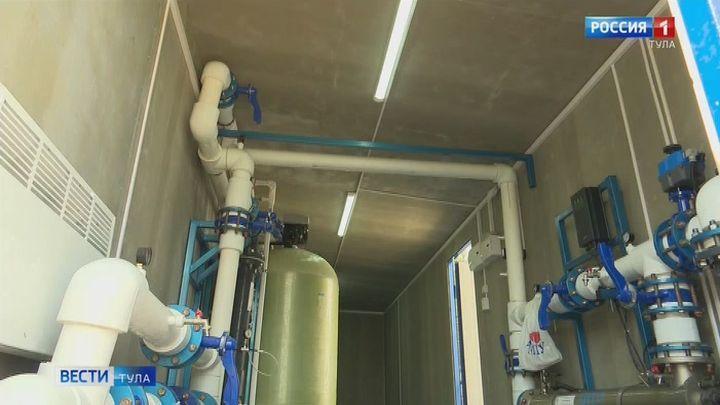 В Алексине решают проблемы с водоснабжением
