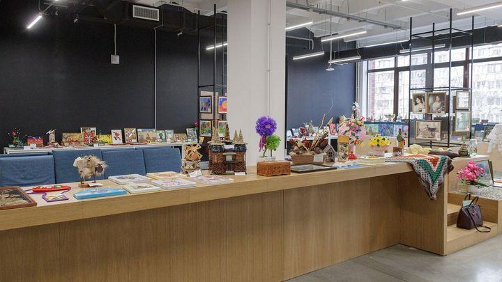 В «Октаве» открыта выставка творческих работ инвалидов