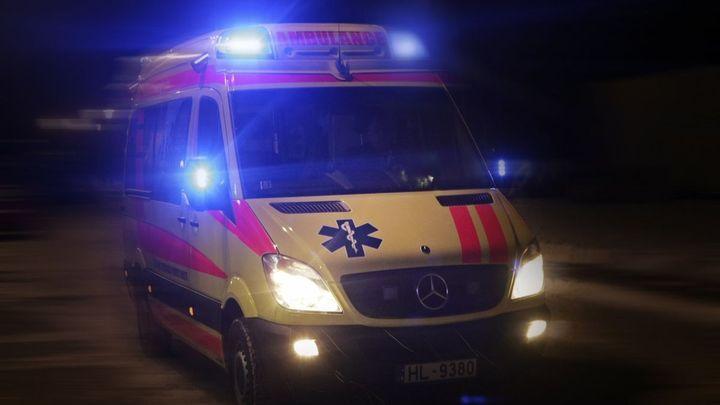 В Киреевском районе в ДТП пострадали медики, оказывающие помощь участникам другого происшествия