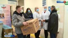 Врачи Ваныкинской больницы будут работать в более комфортных условиях
