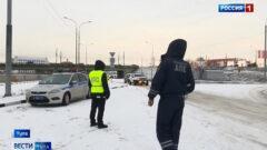 В регионе продолжаются рейды по выявлению нелегальных перевозчиков