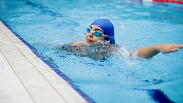 Плавание на порядок выше спортивной гимнастики