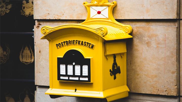 Почтовая связь сдаёт свои позиции