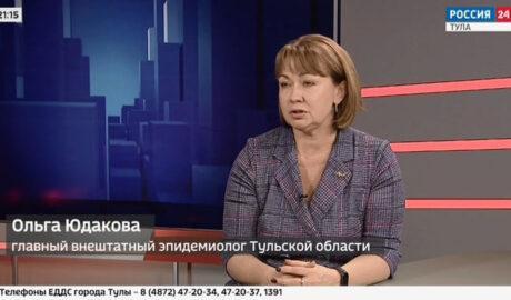 Интервью. Ольга Юдакова
