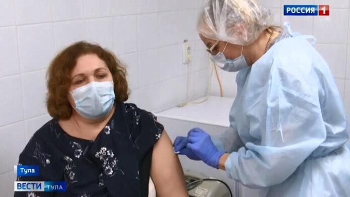 Туляков смогут прививать от коронавируса  по 3,5 тысячи человек в сутки