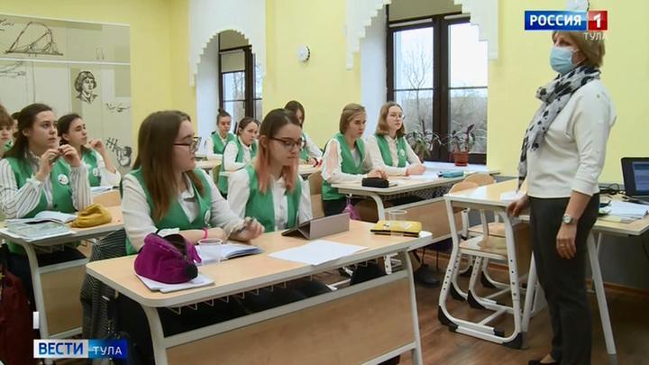 Центр одаренных детей в Ясной Поляне объявил о дополнительном наборе