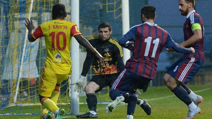 Второй сбор в Турции тульский «Арсенал» начал с крупной победы