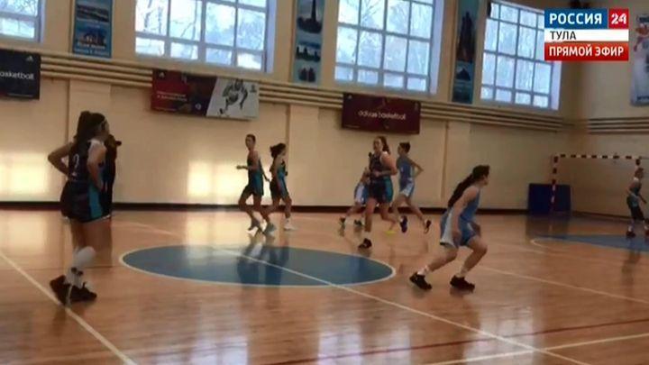 Баскетболистки тульской «Кобры» одержали две победы