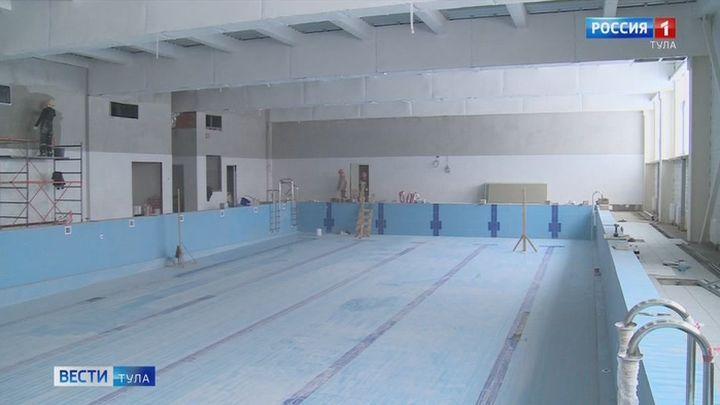 В Тульской области в 2021 году планируется построить и реконструировать около 30 спортивных объектов
