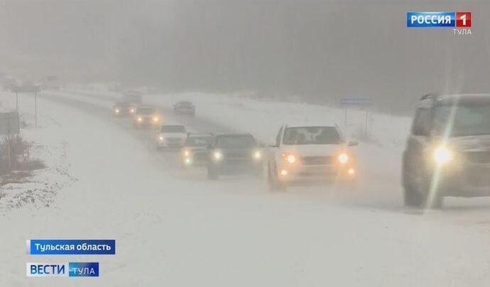 Губернатор Алексей Дюмин поручил усилить контроль за состоянием дорог