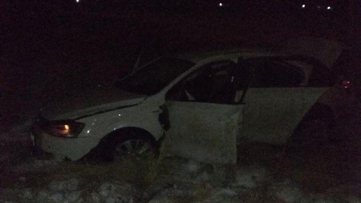 Под Богородицком водитель «перевёртыша» отказался от освидетельствования
