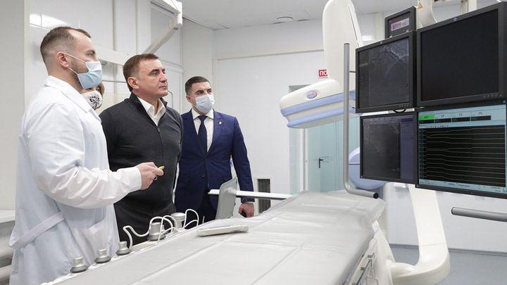 В Ваныкинской больнице начнут проводить операции по стентированию