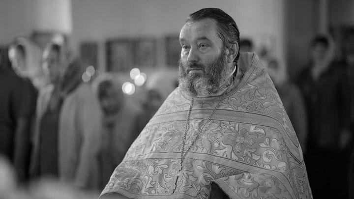 В Новомосковске умер иерей Сергей Костиков