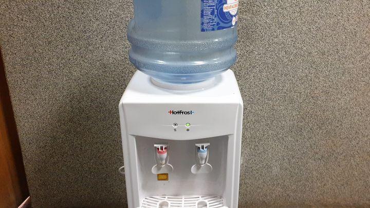 Вода из кулера может нанести вред здоровью