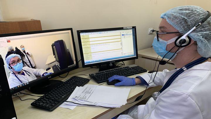 Тульские медики продолжают нести вахту