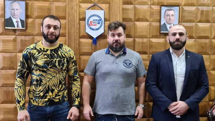 Тульских бойцов ММА отправят на сборы в Дагестан