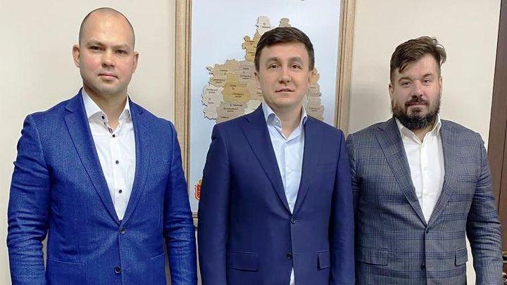 В правительстве Тульской области обсудили развитие ММА
