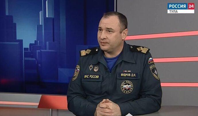 Интервью. Дмитрий Мудров