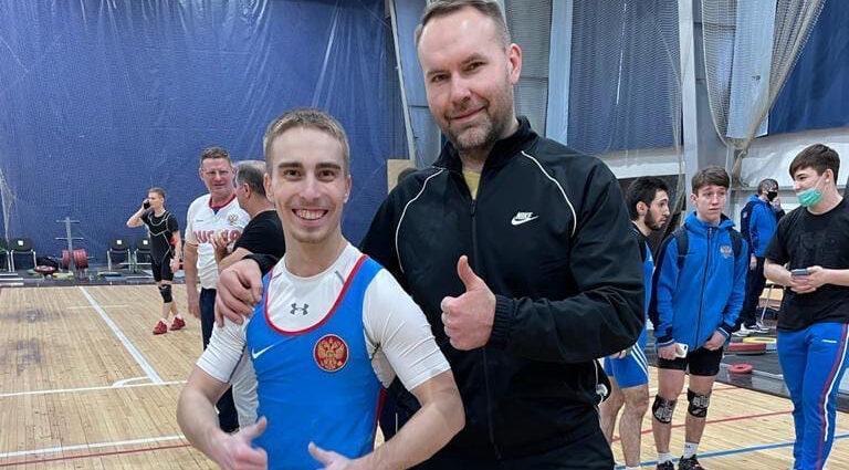 Тульский спортсмен стал призером Кубка России по тяжелой атлетике