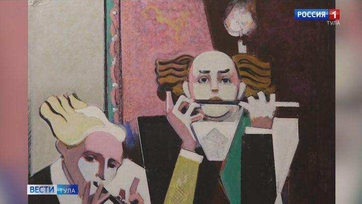В Туле открывается выставка «Автопортрет» Александра Новгородского