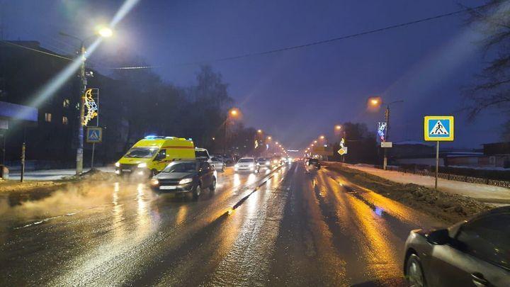 Новогодняя ночь в Тульской области прошла без серьезных ДТП