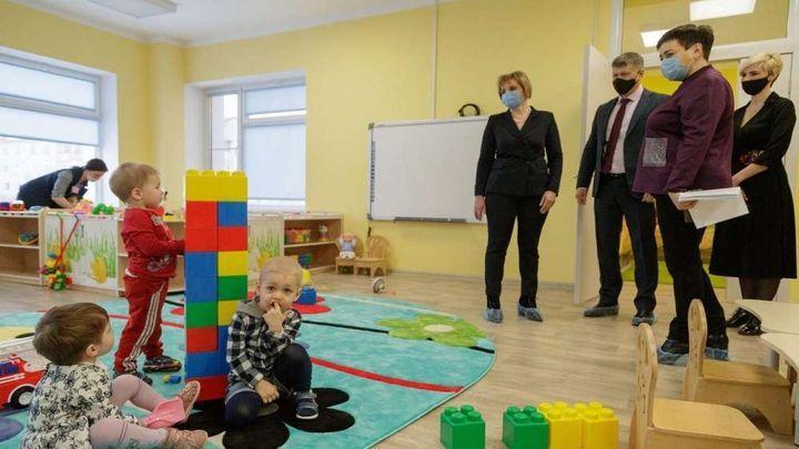 Более тысячи мест появится в этом году в детских садах региона