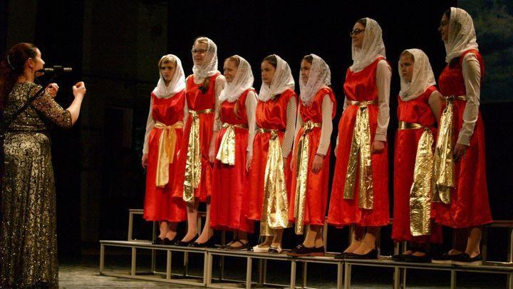 Киреевский хор «Серафим» стал лауреатом международного конкурса