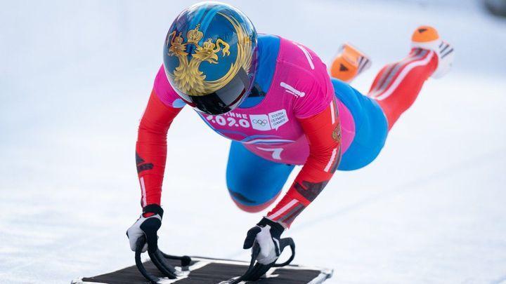 Уроженка Щёкина стала победительницей Первенства мира по скелетону