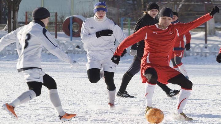 Стартовало зимнее первенство Тульской области по футболу